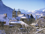 Briancon, Hautes Alpes, Provence, France Photographic Print by John Miller