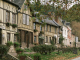Le Bec Hellouin, Haute Normandie (Normandy), France Photographic Print by John Miller