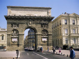 Arc De Triomphe, Montpellier, Herault, Languedoc Roussillon, France Photographic Print by John Miller
