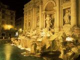 Trevi Fountain, Rome, Lazio, Italy Photographic Print by Roy Rainford