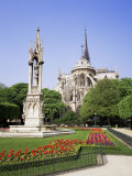 Notre Dame Cathedral, Paris, France Photographic Print by Roy Rainford