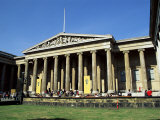 British Museum, Bloomsbury, London, England, United Kingdom Photographic Print by Roy Rainford