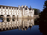 Chateau of Chenonceau, Touraine, Loire Valley, Centre, France Photographic Print by Roy Rainford