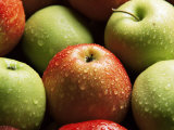 Red and Green Apples Photographic Print by Roy Rainford