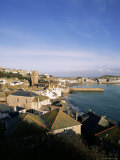 St. Ives, Cornwall, England, United Kingdom Photographic Print by John Miller