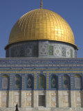 The Dome of the Rock, Old City, Unesco World Heritage Site, Jerusalem, Israel, Middle East Photographic Print by Eitan Simanor