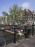 Heren Gracht, Amsterdam, Holland Photographic Print by Roy Rainford