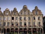 Grand Place, Arras, Artois Region, Nord Pas De Calais, France Photographic Print by John Miller
