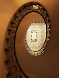 Staircase in Casa Modernista, Art Nouveau House, Novelda, Valencia Region, Spain Photographic Print by John Miller