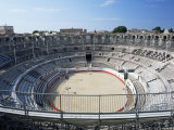 Roman Arena, Arles, Unesco World Heritage Site, Provence, France Photographic Print by Roy Rainford