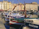 St. Tropez, Var, Cote d'Azur, Provence, France Photographic Print by John Miller