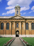 Queens College, Oxford, Oxfordshire, England, United Kingdom Photographic Print by Roy Rainford