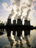 Drax Power Station, North Yorkshire, England, United Kingdom Photographic Print by Roy Rainford