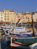 St. Tropez, Cote d'Azur, Provence, France Photographic Print by John Miller