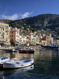 Villefranche, Cote d'Azur, Provence, France, Mediterranean Photographic Print by Roy Rainford