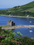 Lochranza Castle, Arran, Strathclyde, Scotland, United Kingdom Photographic Print by Roy Rainford