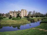 Hever Castle, Kent, England, United Kingdom Fotografisk trykk av Roy Rainford