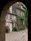 Gerberoy, Picardy, France Photographic Print by John Miller