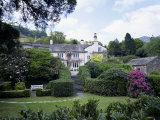 Rydal Mount, the Poet Wordsworth's Home, Lake District, Cumbria, England, United Kingdom Fotoprint van Roy Rainford