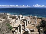 Tharros, Roman Site Near Oristano, Sardinia, Italy, Mediterranean Photographic Print by John Miller