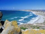 Tharros Beach, Oristano, Sardinia, Italy Photographic Print by John Miller