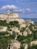 Gordes, Vaucluse, Provence, France Photographic Print by Roy Rainford