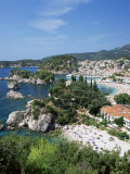 Parga, Greece Photographic Print by John Miller