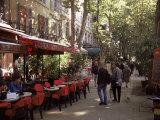 Cours Mirabeau, Aix-En-Provence, Bouches-Du-Rhone, Provence, France Photographic Print by John Miller