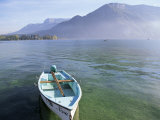 Lake Annecy, Rhone Alpes, France Photographic Print by John Miller