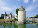 Chateau Sully-Sur-Loire, Loire Valley, Centre, France Photographic Print by Roy Rainford