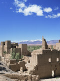 Kasbah, Valley Du Dades and Atlas Mountains, Morocco, North Africa, Africa Photographic Print by Simon Harris
