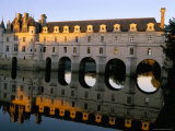 Chateau De Chenonceau, Indre Et Loire, Loire Valley, France Photographic Print by Bruno Morandi