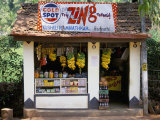 Village Shop, Hindu Ponda, Goa, India Photographic Print by Michael Short