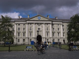 Trinity College, Dublin, Eire (Republic of Ireland) Photographic Print by Fraser Hall