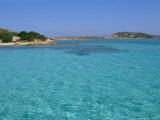 Cala Dei Cavaliere, Budelli Island, Maddalena Archipelago, Island of Sardinia, Italy Photographie par Bruno Morandi