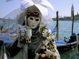 Venice Carnival, Venice, Veneto, Italy Photographic Print by Bruno Morandi