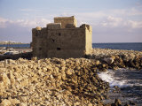 Paphos Castle, Kato Paphos, Cyprus Photographic Print by Michael Short