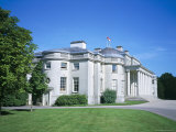 Shugborough House, Staffordshire, England, United Kingdom Photographic Print by David Hunter