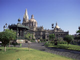 Cathedral, Guadalajara, Mexico, North America Photographic Print by Michelle Garrett