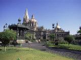 Cathedral, Guadalajara, Mexico, North America Photographic Print by Michelle Garrett