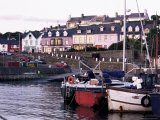 Fishing Village, Baltimore, County Cork, Munster, Eire (Republic of Ireland) Photographic Print by Michael Short