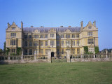East Front, Montacute House, Somerset, England, United Kingdom Photographic Print by David Hunter