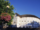 The Globe Theatre, Bankside, London, England, United Kingdom Photographic Print by Mark Mawson