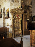 One of Many Icons in the Church of St. Lazarus, Larnaca, Cyprus Photographic Print by Michael Short