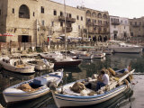 Fishing Boats, Kyrenia, North Cyprus, Cyprus Photographic Print by Michael Short
