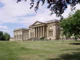 Stowe House, Stowe Landscaped Gardens, Buckinghamshire, England, United Kingdom Photographic Print by David Hunter