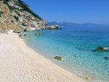 Cala Mariolu, Cala Gonone, Golfe Di Orosei (Orosei Gulf), Island of Sardinia, Italy Photographie par Bruno Morandi