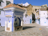 Chefchaouen, Rif Region, Morocco, North Africa, Africa Photographic Print by Bruno Morandi