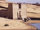 Temple, Wadi Es Sebuia, Nubia, Sudan, Africa Photographic Print by John Ross