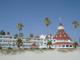 San Diego's Most Famous Building, Hotel Del Coronado Dating from 1888, San Diego, USA Photographic Print by Fraser Hall